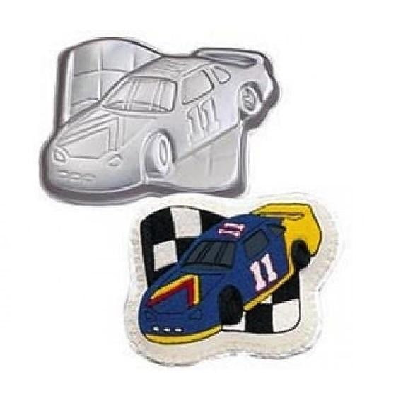 Race Car Cake Tin Hire