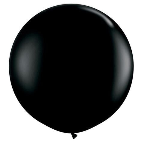Giant Black Balloons | Black Party Supplies