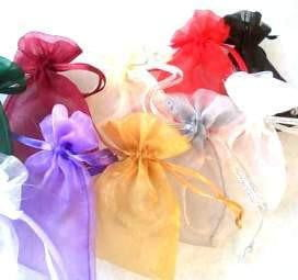 Organza Bag | Kid's Birthday Party Supplies