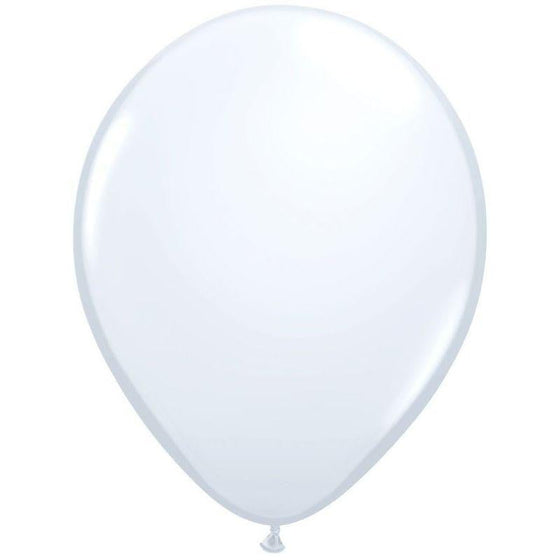 Qualatex | White Balloon | Wedding Balloons Wellington
