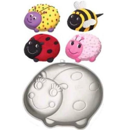 Bug Cake Tin Hire | Garden Party Theme & Supplies
