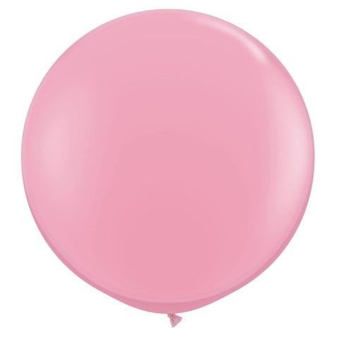 Baby Pink Giant Balloon | Baby Pink Party Supplies