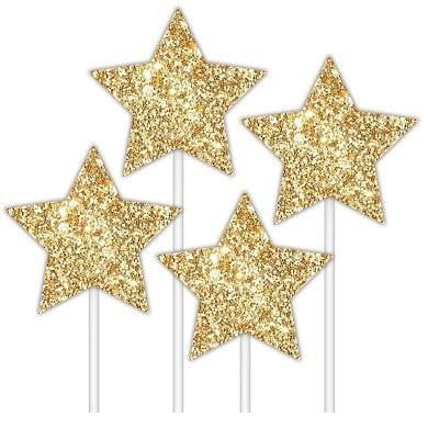 Star cake topper | cake decorations