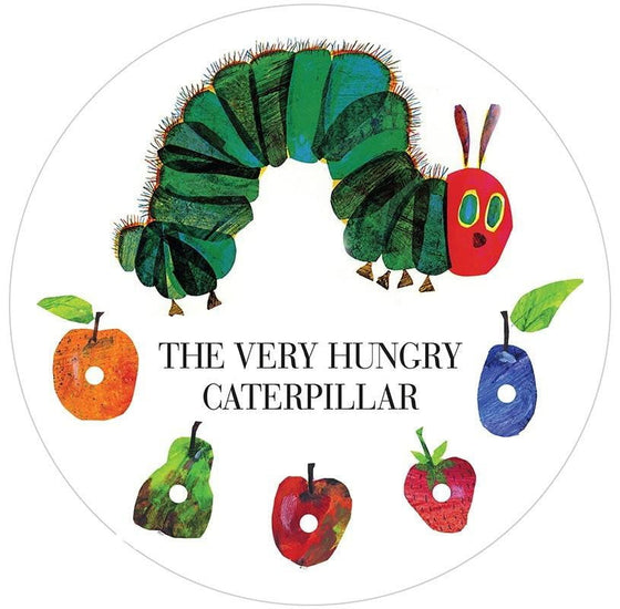The Very Hungry Caterpillar Edible Cake Decoration