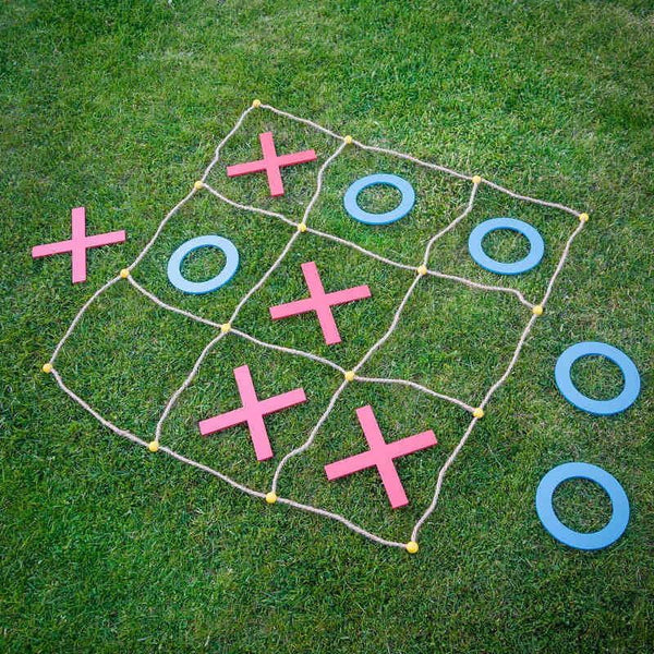 Giant Noughts and Crosses Hire | Outdoor Games Hire