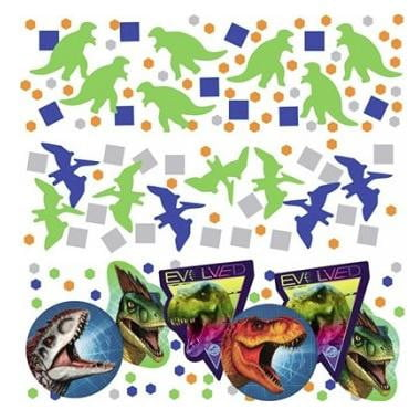 Jurassic World Confetti | Dinosaur Party Theme & Supplies