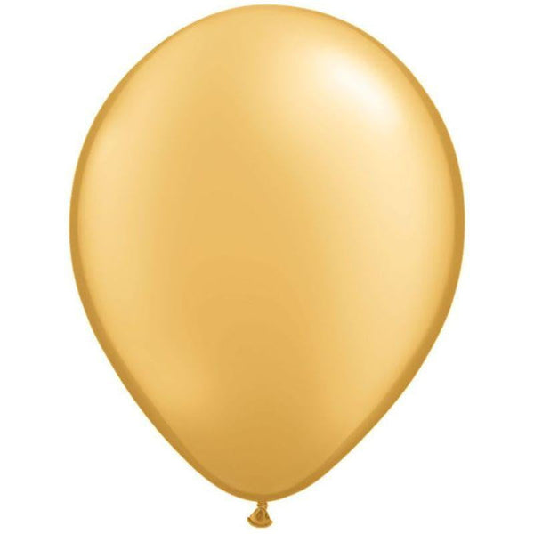 Qualatex | Metallic Gold Balloon | Balloons Wellington