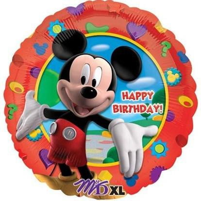 Mickey Mouse Balloon | Mickey Mouse Party Supplies