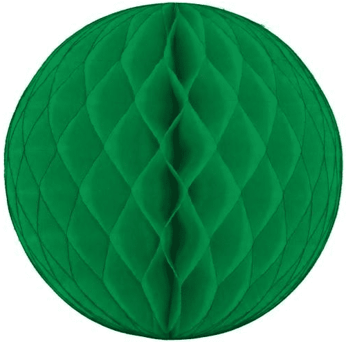 Honeycomb Ball | Green Decorations | Green Party Supplies