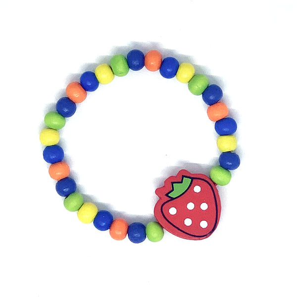 Strawberry Paper Straws | Strawberry Shortcake Party