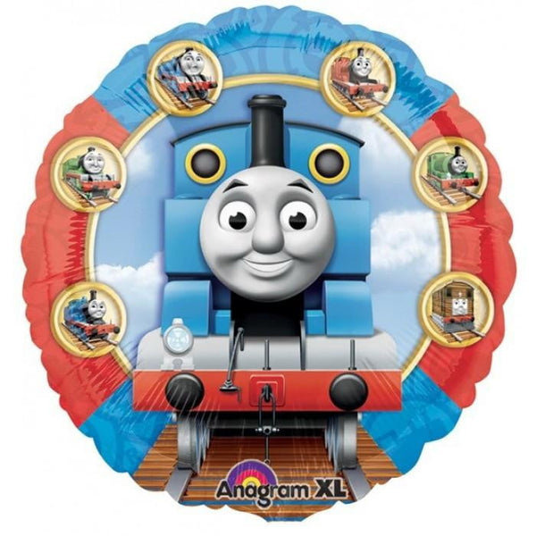 Thomas the Tank Engine Balloon | Train Party Theme and Supplies