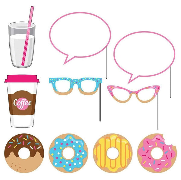 Donut Photo Props | Donut Party Supplies