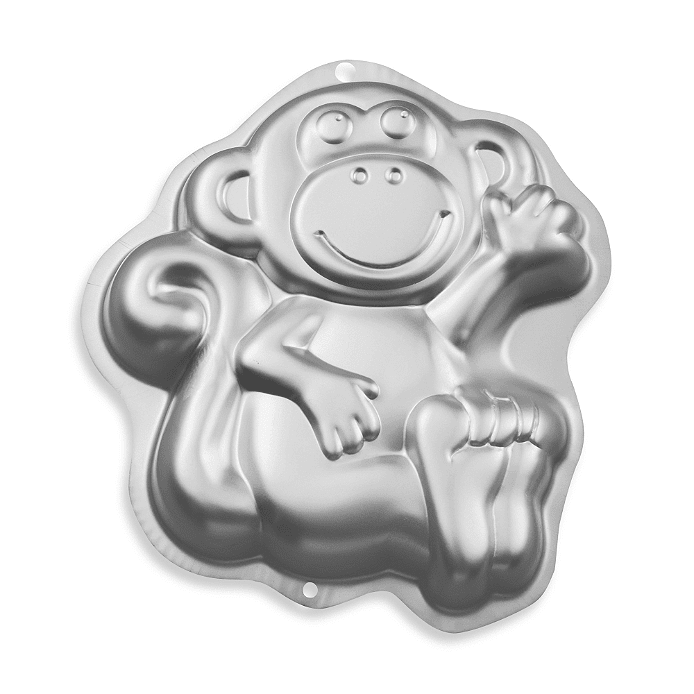 Monkey Cake Tin Hire | Monkey Party Theme and Supplies