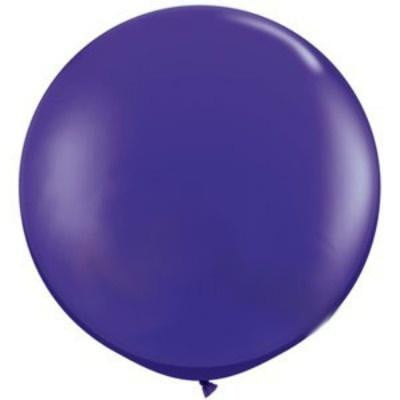Giant Purple Balloons | Purple Party Supplies