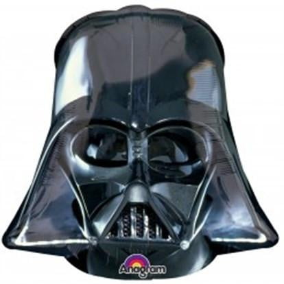 Star Wars | Star Wars Darth Vader Foil Balloon | Star Wars Party Theme and Supplies