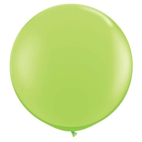 Giant Lime Green Balloons | Lime Green Party Supplies