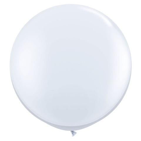 Giant White Balloons | White Party Supplies