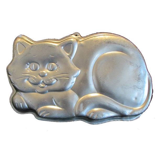 Cat Cake Tin Hire | Cats Party Theme and Supplies