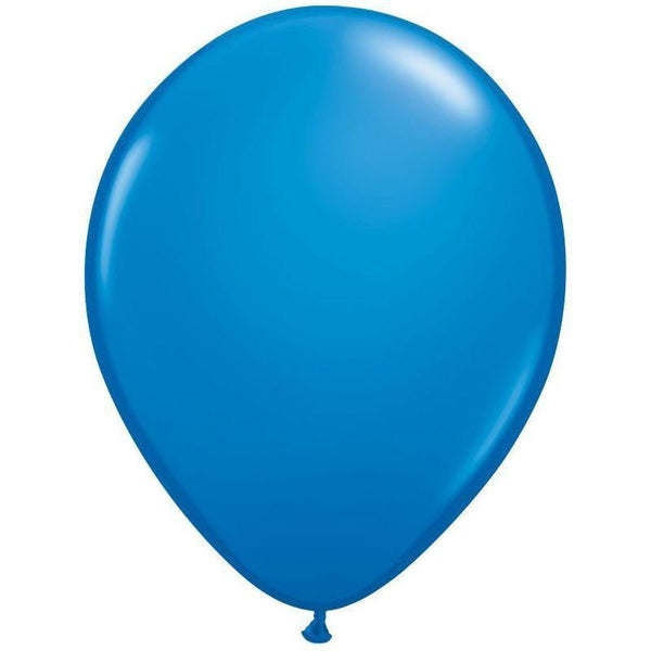 Qualatex | Standard Dark Blue Balloon | Balloons Wellington