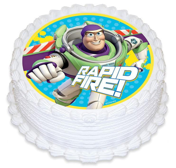Buzz Lightyear Cake Image | Toy Story Party