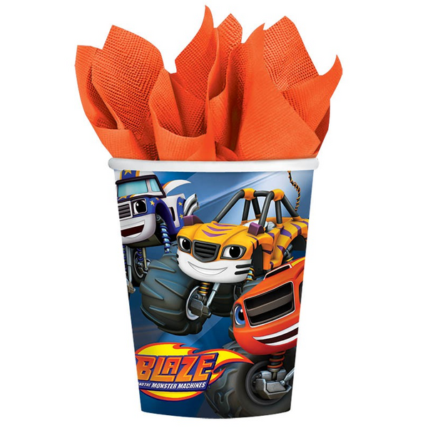 Blaze & the Monster Machines Cups | Blaze & the Monster Machines Party