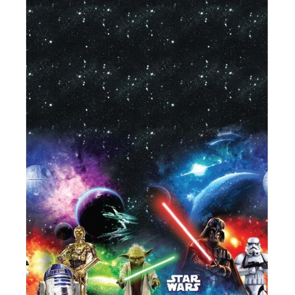 Star Wars Tablecloth | Star Wars Party Supplies