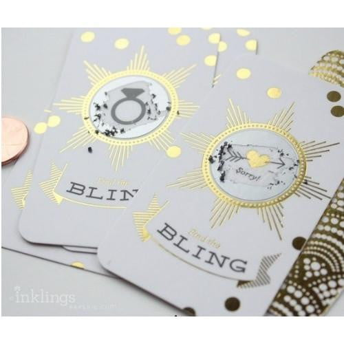 Inklings | Find The Bling Scratch Card Game