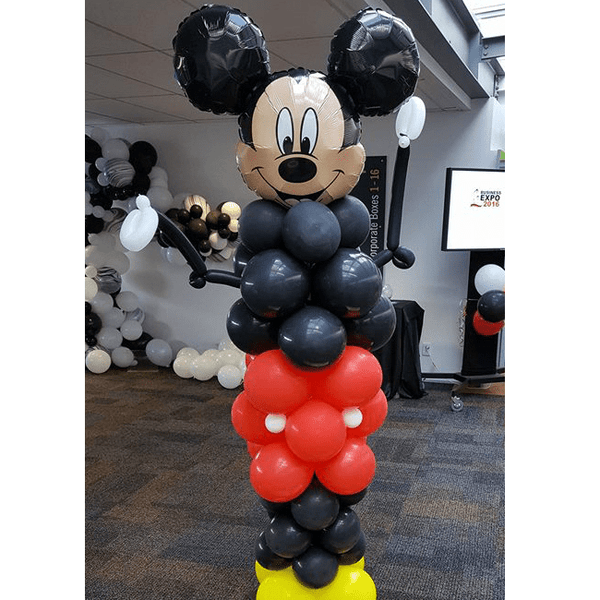 Mickey Mouse Balloon Column | Mickey Mouse Party