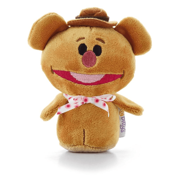 Fozzie Bear Toy | Fozzie Bear Itty Bitty | Muppets Party Supplies