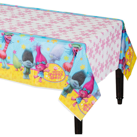 Trolls Tablecover | Trolls Party Supplies