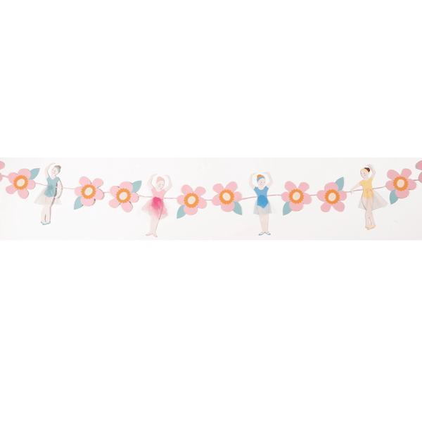 Ballet Garland | Ballet Party | Ballet Decorations