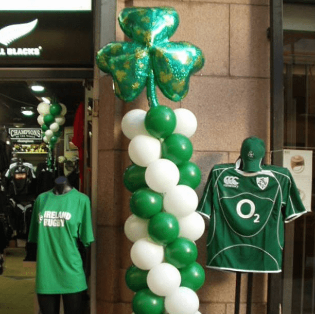 Balloon Column with Topper - 1m