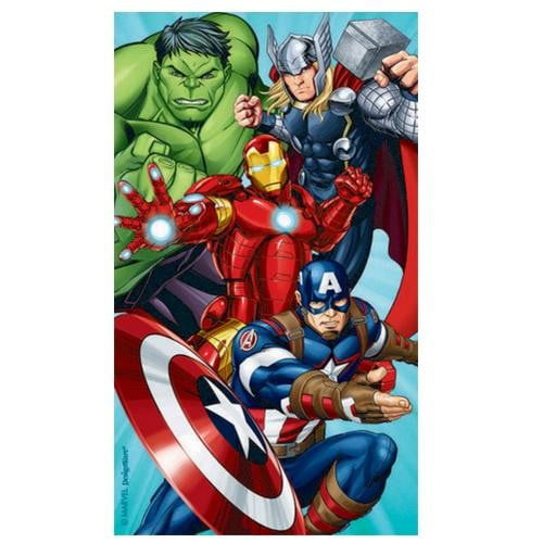 Amscan | Avengers Jumbo Sticker | Avengers Party Theme & Supplies