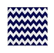 Blue Chevron Table Runner | Chevron Party theme and Supplies