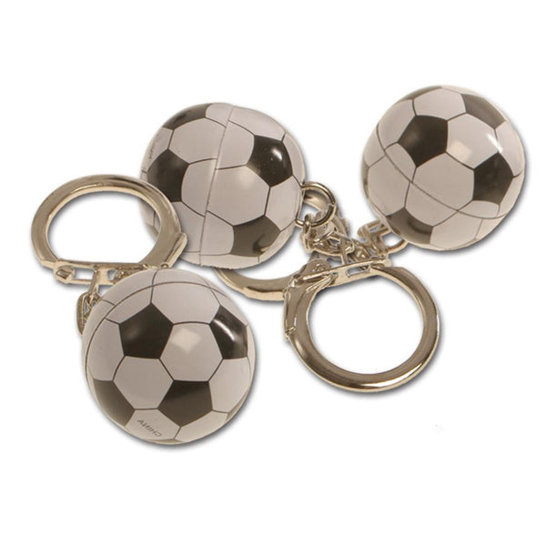 Soccer Ball Key Rings | Soccer Party Supplies