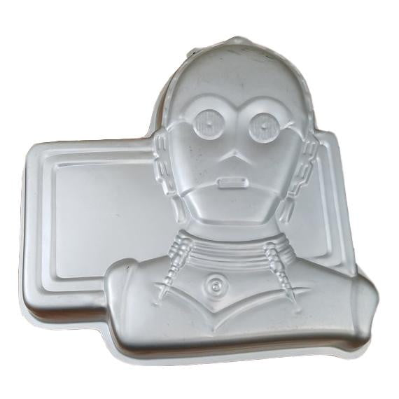 Wilton | CP30 Cake Tin Hire | Star Wars Party Theme & Supplies