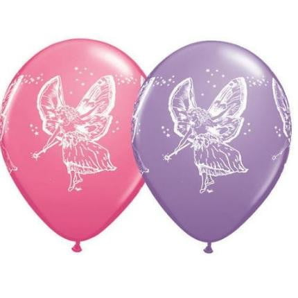 Qualatex | Fairies Around Balloon | Fairy Party Theme & Supplies