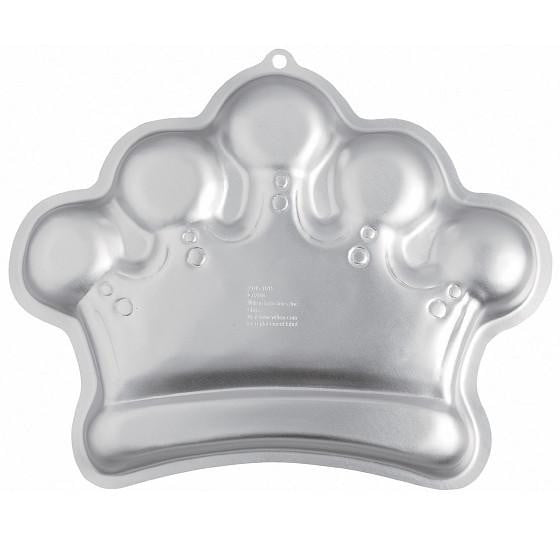 Wilton | Crown Cake Tin Hire | Princess Party Theme and Supplies