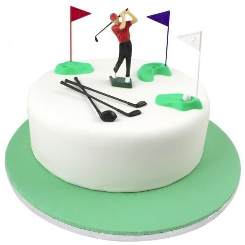 Golf Cake Topper Set | Golf Cake Supplies | Golf Party Supplies