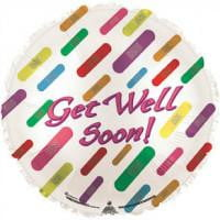 Get Well Soon Balloon | Kids Birthday Party Supplies