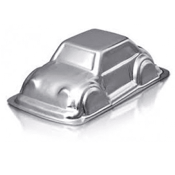 Car Cake Tin Hire | Cars Party