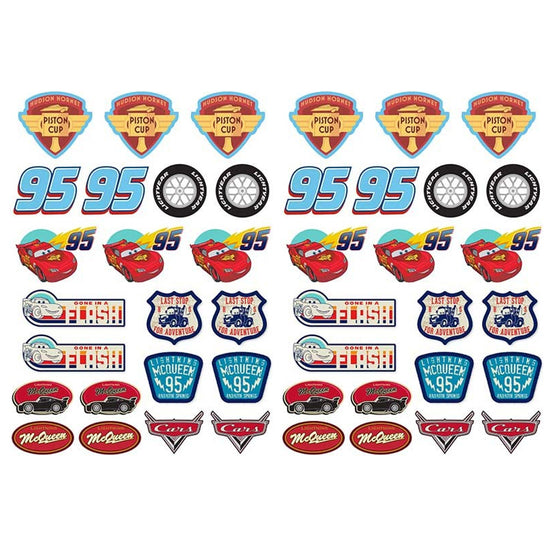 Disney Cars Edible Icons | Disney Cars Party Supplies