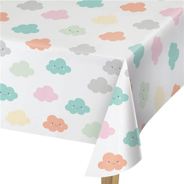 Sunshine Baby Showers Tablecover | Baby Shower Supplies