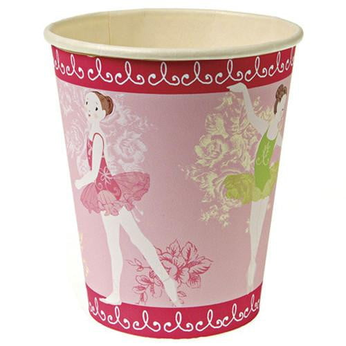 Meri Meri | Ballerina Cups | Ballerina Party Theme and Supplies