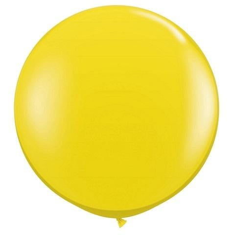 Giant Yellow Balloons | Yellow Party Supplies