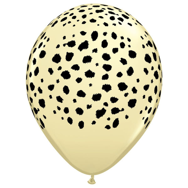 Cheetah Print Balloon | Jungle Animal Party Theme and Supplies
