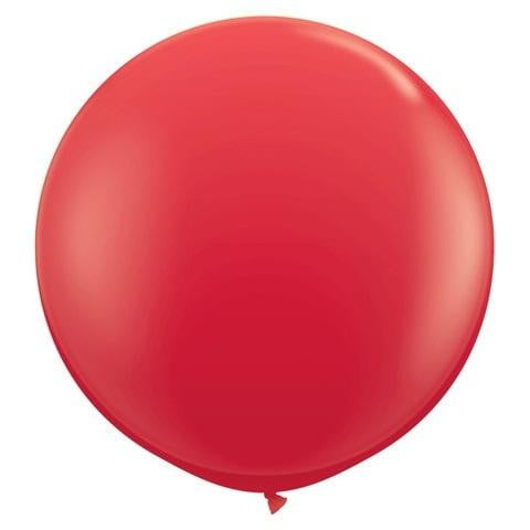 Giant Red Balloons | Red Party Supplies