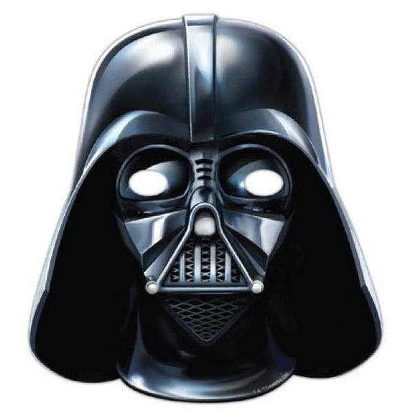Star Wars Darth Vader Masks | Star Wars Party Theme and Supplies
