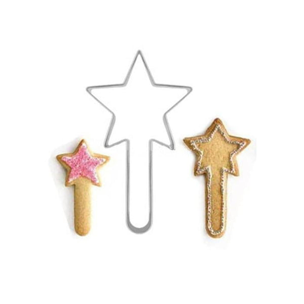 Magic Wand Cookie Cutter | Fairy Party Theme and Supplies