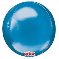 Blue Orbz Foil Balloon | Blue Party Theme and Supplies